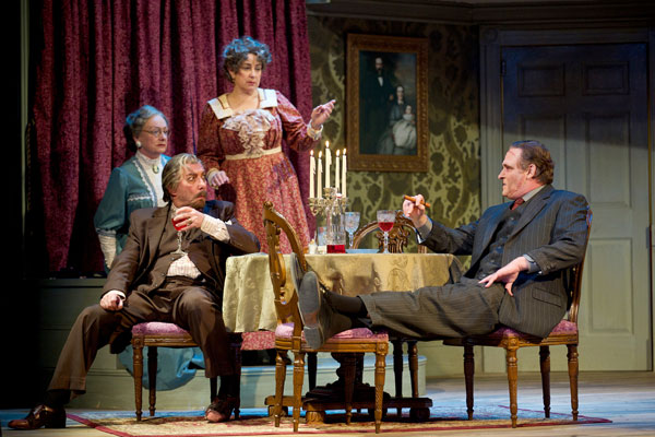 arsenic and old lace essay questions Arsenic and old lace essayswhen people in town see martha and abby brewster, they only see half of what is truly there the people of brooklyn, new york see two.