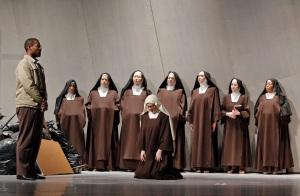 Carmelites -- interior