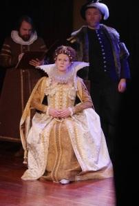 Mary Stuart -- interior