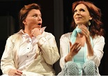 Marsha Mason and Marilu Henner