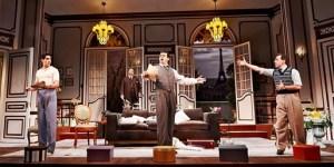 comedy of tenors -- interior
