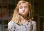 """Mabel Tyler in the National Tour of """"Matilda The Musical."""" Based on the beloved novel by best-selling author Roald Dahl, """"Matilda The Musical"""" has a book by Dennis Kelly, music and lyrics by Tim Minchin and is directed by Matthew Warchus. """"Matilda The Musical"""" will be presented May 29 – July 12, 2015, at the Center Theatre Group/Ahmanson Theatre. For tickets and information, please visit CenterTheatreGroup.org or call (213) 972-4400. Contact: CTGMedia@CenterTheatreGroup.org / (213) 972-7376 Photo by Joan Marcus"""